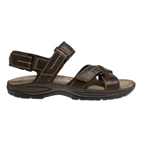 Mens Dunham Nathan Sandals Shoe - Brown 12