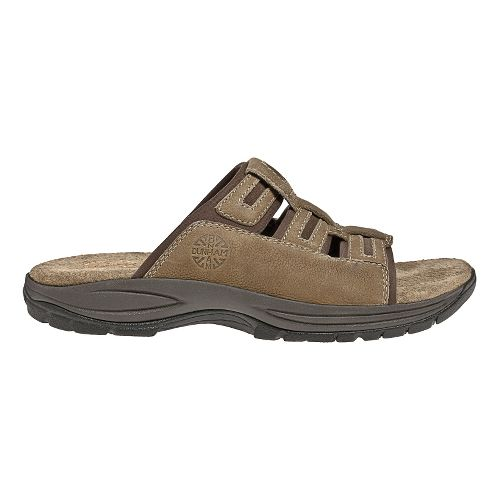 Mens Dunham Nicholas Sandals Shoe - Tan 16