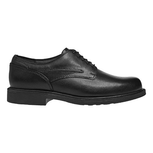 Mens Dunham Burlington Casual Shoe - Black 8