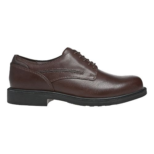 Mens Dunham Burlington Casual Shoe - Brown 15