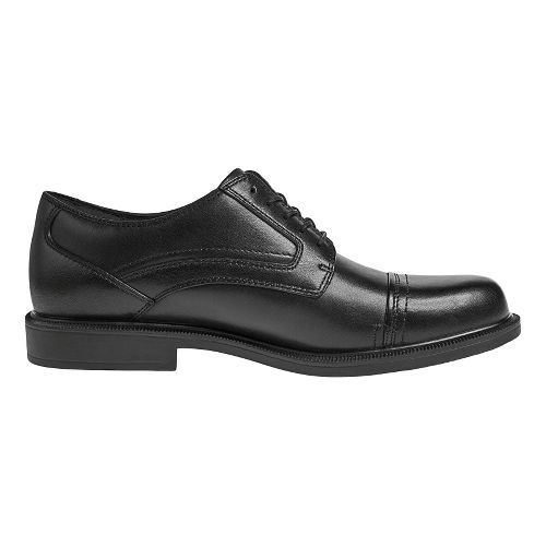 Mens Dunham Jackson Casual Shoe - Black 8