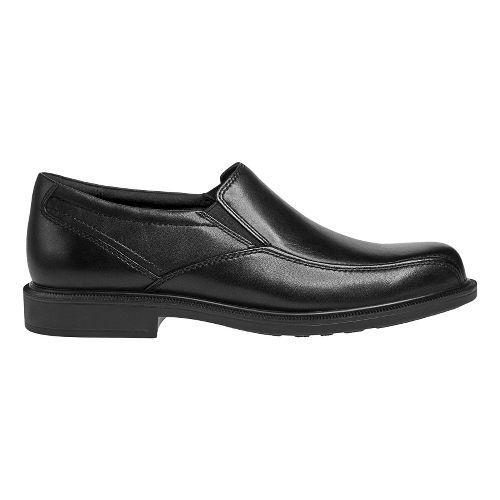 Mens Dunham Jaffrey Casual Shoe - Black 7.5