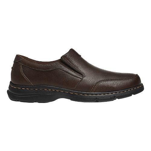Mens Dunham Bradford Casual Shoe - Brown 8