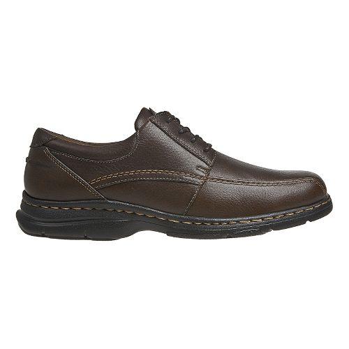 Mens Dunham Brodrick Casual Shoe - Brown 13