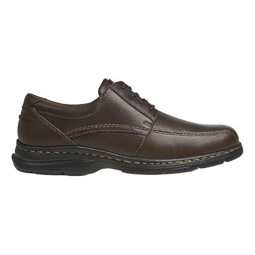 Mens Dunham Brodrick Casual Shoe - Brown 9