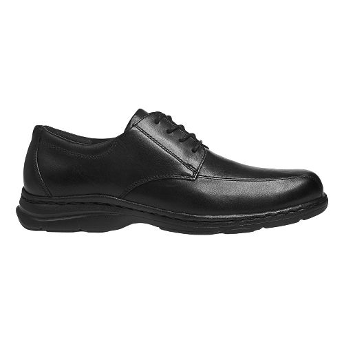 Mens Dunham Bryce Casual Shoe - Black 8.5