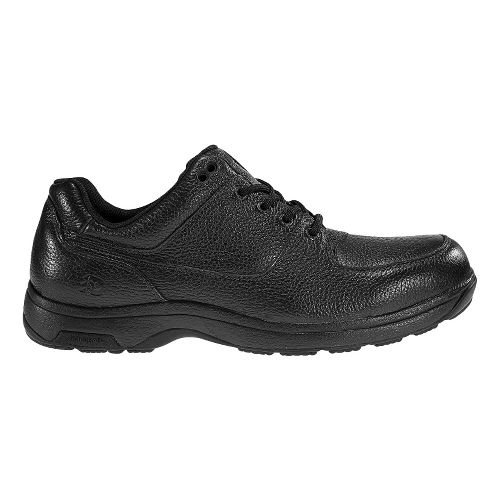 Mens Dunham Windsor Casual Shoe - Black 10.5