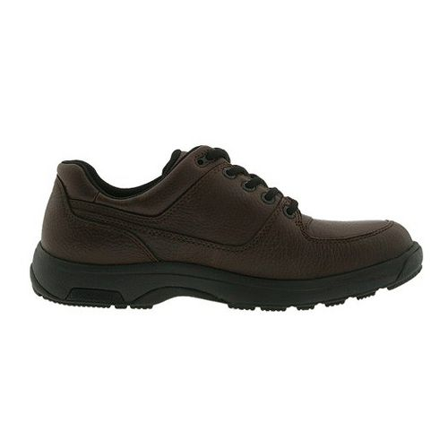 Mens Dunham Windsor Casual Shoe - Brown 10