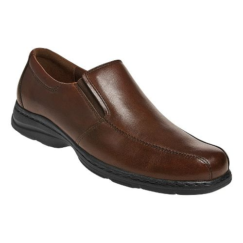 Mens Dunham Blair Casual Shoe - Brown 10.5