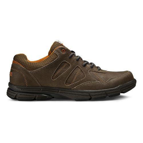 Mens Dunham REVsharp Casual Shoe - Brown 11.5