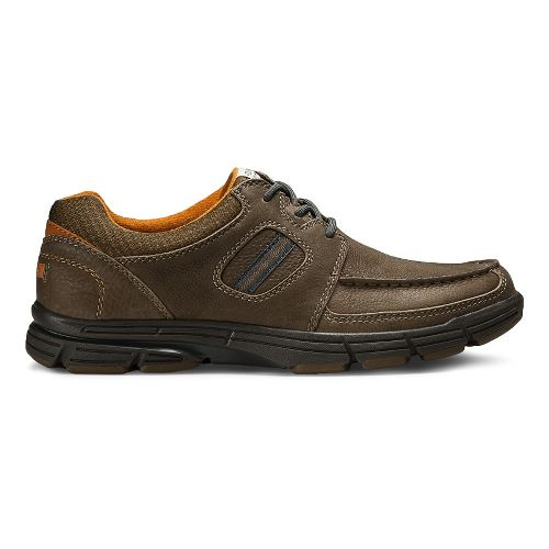 Mens Dunham REVsly Casual Shoe - Brown 10.5