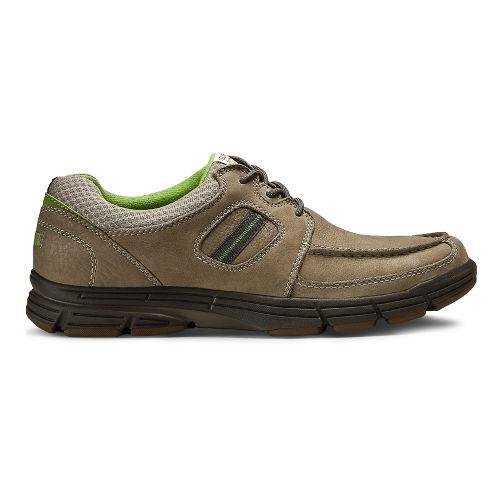 Mens Dunham REVsly Casual Shoe - Taupe 8.5