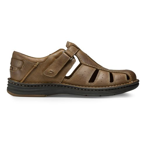 Mens Dunham REVchamp Casual Shoe - Tan 8.5