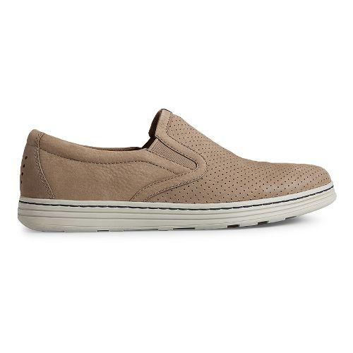 Mens Dunham Craig-DUN Casual Shoe - Taupe 10.5