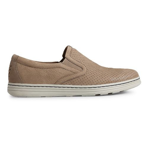 Mens Dunham Craig-DUN Casual Shoe - Taupe 14