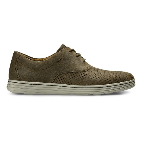 Mens Dunham Camden Casual Shoe - Brown 10