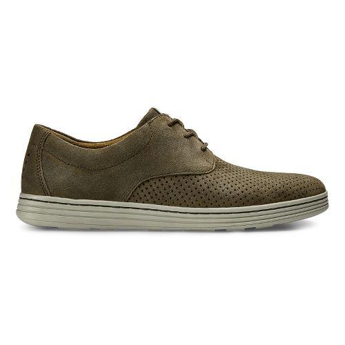 Mens Dunham Camden Casual Shoe - Brown 14