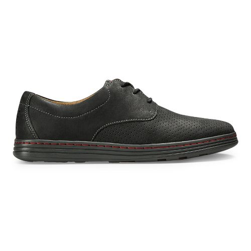 Mens Dunham Camden Casual Shoe - Slate Black 15
