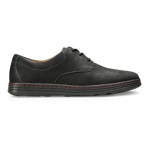 Mens Dunham Camden Casual Shoe - Slate Black 15