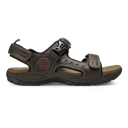 Mens Dunham Nolan-DUN Casual Shoe - Brown 8