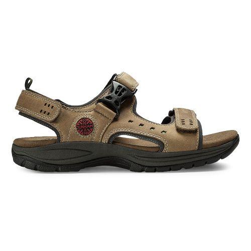 Mens Dunham Nolan-DUN Casual Shoe - Tan 12