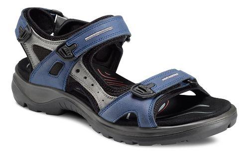 Womens Ecco Yucatan Sandals Shoe - Medieval 35