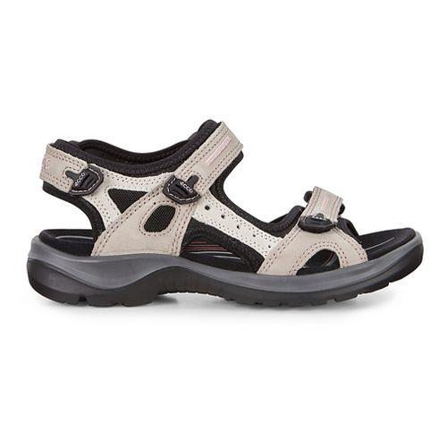 Womens Ecco USA Offroad-Yucatan Sandals Shoe - Medieval 36
