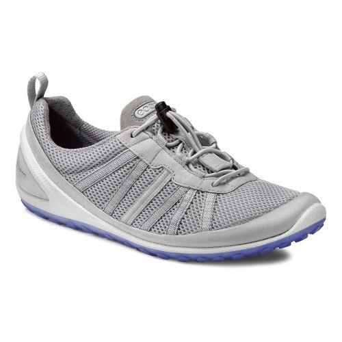 Womens Ecco USA Biom Lite Flow Plus Walking Shoe - Concrete 37
