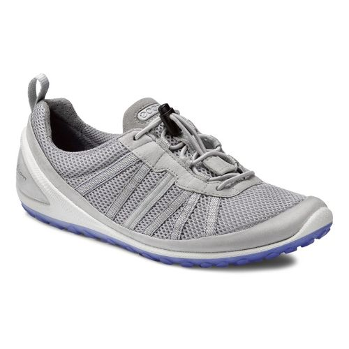 Womens Ecco USA Biom Lite Flow Plus Walking Shoe - Concrete 38