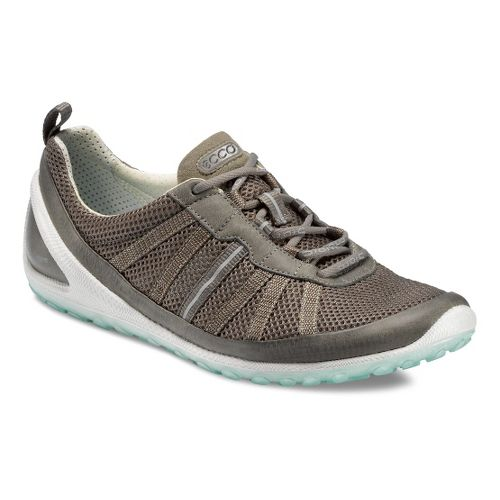 Womens Ecco USA Biom Lite Flow Plus Walking Shoe - Warm Grey 37