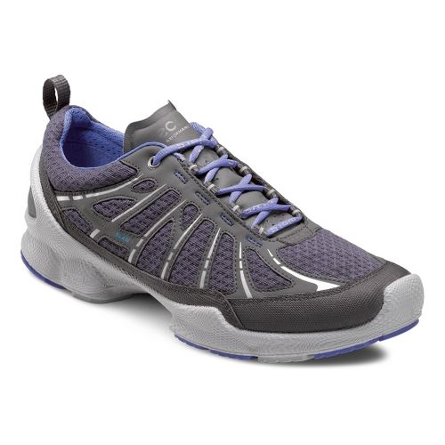 Womens Ecco USA Biom Train Core Cross Training Shoe - Dark Shadow/Dark Shadow 38