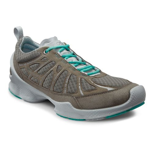 Womens Ecco USA Biom Train Core Cross Training Shoe - Warm Grey/Warm Grey 40