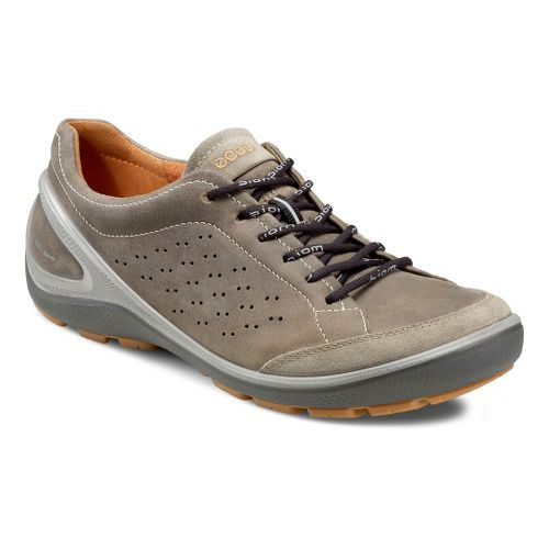 Mens Ecco USA Biom Grip 1.1 Casual Shoe - Navajo Brown/Navajo Brown 44