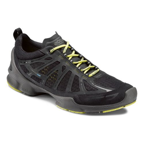 Mens Ecco USA Biom Train Core Cross Training Shoe - Black/Black 43