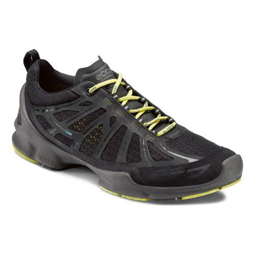 Mens Ecco USA Biom Train Core Cross Training Shoe - Black/Black 46