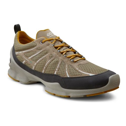 Mens Ecco USA Biom Train Core Cross Training Shoe - Black/Tarmac 41