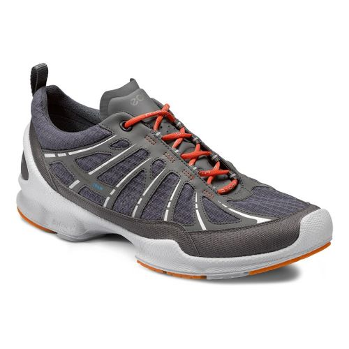 Mens Ecco USA Biom Train Core Cross Training Shoe - Dark Shadow/Dark Shadow 44