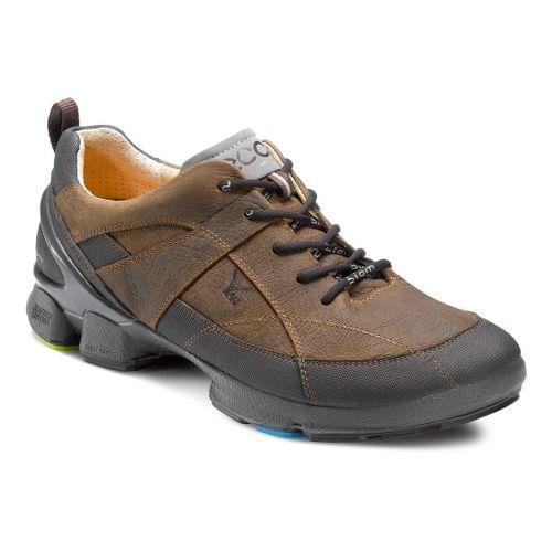 Mens Ecco USA Biom Walk 1.3 Walking Shoe - Black/Espresso 47