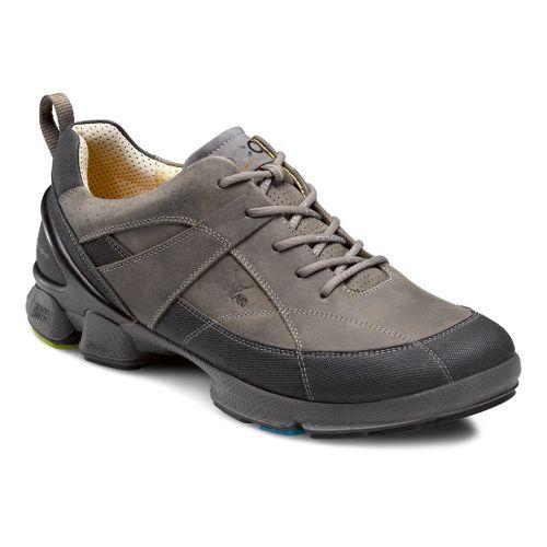 Mens Ecco USA Biom Walk 1.3 Walking Shoe - Black/Warm Grey 46