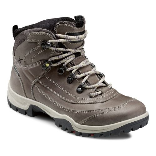 Womens Ecco USA Xpedition III-Torre Semi Mid GTX Hiking Shoe - Moon rock 41