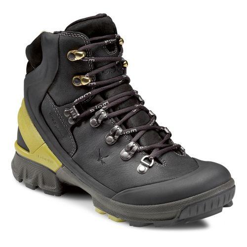 Womens Ecco USA Biom Hike 1.1 Hydromax Hiking Shoe - Black/Black 38