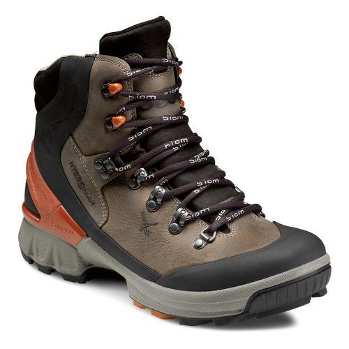 Mens Ecco USA Biom Hike 1.1 HM Hiking Shoe - Black/Warm Grey 41