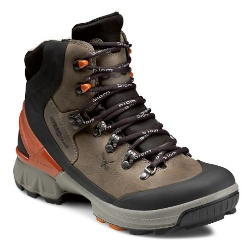 Mens Ecco USA Biom Hike 1.1 HM Hiking Shoe - Black/Warm Grey 45