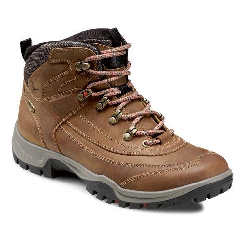Mens Ecco USA Xpedition III-Torre Semi Mid GTX Hiking Shoe - Sepia 44