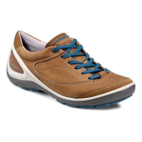 Womens Ecco USA Biom Grip Bola Walking Shoe - Camel 39