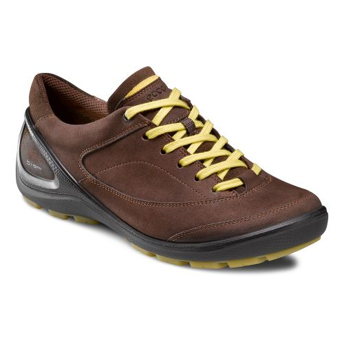 Womens Ecco USA Biom Grip Bola Walking Shoe - Coffee 38