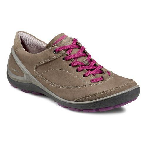 Womens Ecco USA Biom Grip Bola Walking Shoe - Stone 36