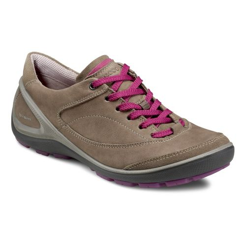 Womens Ecco USA Biom Grip Bola Walking Shoe - Stone 41