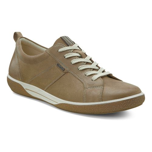 Womens Ecco USA Chase Tie Casual Shoe - Sand 38