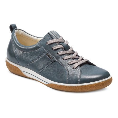 Womens Ecco USA Chase Tie Casual Shoe - Pavement 37